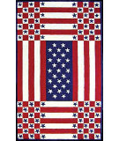RugStudio presents Nourison Country Heritage H-005 Multi Hand-Hooked Area Rug