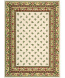 RugStudio presents Rugstudio Sample Sale 22986R Ivory Hand-Hooked Area Rug