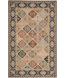 RugStudio presents Nourison Country Heritage H-505 Multi Hand-Hooked Area Rug