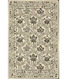 RugStudio presents Nourison Country Heritage H-664 Ivory Hand-Hooked Area Rug