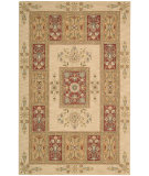 RugStudio presents Nourison Country Heritage H-696 Beige Hand-Hooked Area Rug