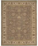 RugStudio presents Rugstudio Sample Sale 17115R Olive Hand-Tufted, Best Quality Area Rug