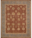 RugStudio presents Nourison Heritage Hall HE-24 Brick Machine Woven, Best Quality Area Rug