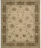 RugStudio presents Nourison Heritage Hall HE-27 Beige Machine Woven, Best Quality Area Rug