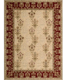 RugStudio presents Nourison Hamilton House HH-05 Light Gold Machine Woven, Best Quality Area Rug