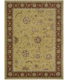 RugStudio presents Nourison Hamilton House HH-06 Gold Machine Woven, Best Quality Area Rug