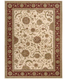 RugStudio presents Nourison Hamilton House HH-06 Ivory Machine Woven, Best Quality Area Rug