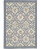 RugStudio presents Barclay Butera Bbl5 Hinsdale Hin04 Sky Blue Machine Woven, Best Quality Area Rug