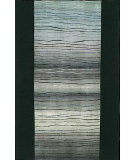 RugStudio presents Calvin Klein CK-2 HK-03 Navy Hand-Knotted, Good Quality Area Rug