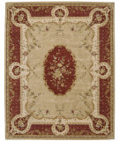 RugStudio presents Nourison Heritage Savonnerie HS-02 Gold Hand-Tufted, Best Quality Area Rug