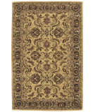 RugStudio presents Nourison India House IH-17 Gold Hand-Tufted, Good Quality Area Rug