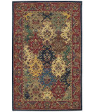 RugStudio presents Nourison India House IH-23 Multi Hand-Tufted, Good Quality Area Rug