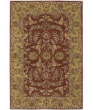 RugStudio presents Nourison India House Ih58 Rust Hand-Tufted, Good Quality Area Rug