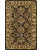 RugStudio presents Nourison India House IH-59 Green Hand-Tufted, Good Quality Area Rug