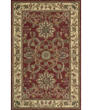 RugStudio presents Nourison India House IH-67 Red Hand-Tufted, Good Quality Area Rug