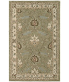 RugStudio presents Nourison India House IH-76 Sage Hand-Tufted, Good Quality Area Rug