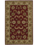 RugStudio presents Nourison India House IH-78 Red Hand-Tufted, Good Quality Area Rug