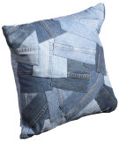 RugStudio presents Nourison Pillows Denim J1024 Blue