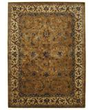 RugStudio presents Nourison Jaipur JA-11 Gold Hand-Tufted, Better Quality Area Rug