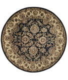 RugStudio presents Nourison Jaipur JA-15 Black Hand-Tufted, Best Quality Area Rug