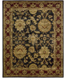RugStudio presents Nourison Jaipur JA-18 Black Hand-Tufted, Best Quality Area Rug