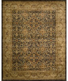 RugStudio presents Nourison Jaipur JA-21 Aubergine Hand-Tufted, Best Quality Area Rug