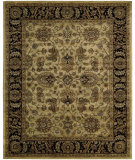 RugStudio presents Nourison Jaipur JA-22 Light Gold Hand-Tufted, Best Quality Area Rug
