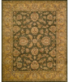 RugStudio presents Nourison Jaipur JA-23 Green Hand-Tufted, Best Quality Area Rug