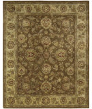 RugStudio presents Rugstudio Sample Sale 23185R Brown Hand-Tufted, Best Quality Area Rug
