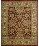RugStudio presents Nourison Jaipur JA-24 Cinammon Hand-Tufted, Best Quality Area Rug