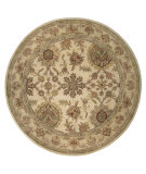 RugStudio presents Nourison Jaipur JA-27 Ivory Hand-Tufted, Best Quality Area Rug