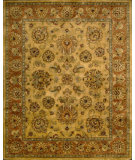 RugStudio presents Nourison Jaipur JA-28 Gold Hand-Tufted, Best Quality Area Rug
