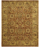 RugStudio presents Rugstudio Sample Sale 27853R Rust Hand-Tufted, Best Quality Area Rug