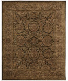 RugStudio presents Nourison Jaipur JA-30 Brown Hand-Tufted, Best Quality Area Rug