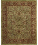 RugStudio presents Nourison Jaipur JA-50 Olive Hand-Tufted, Best Quality Area Rug