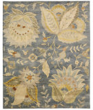RugStudio presents Nourison Jaipur Ja52 Denim Hand-Tufted, Good Quality Area Rug