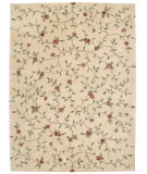 RugStudio presents Nourison Julian JL-22 Light Gold Hand-Tufted, Better Quality Area Rug