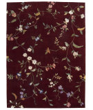 RugStudio presents Rugstudio Sample Sale 23202R Ruby Hand-Tufted, Better Quality Area Rug