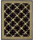 RugStudio presents Nourison Julian JL-58 Black Hand-Tufted, Better Quality Area Rug