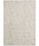 RugStudio presents Kathy Ireland Ki01 Hollywood Shimmer Paradise Cove Ki100 Light Gray Machine Woven, Best Quality Area Rug