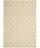 RugStudio presents Kathy Ireland Ki01 Hollywood Shimmer Time Square Ki101 Bisque Machine Woven, Best Quality Area Rug
