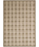 RugStudio presents Kathy Ireland Ki01 Hollywood Shimmer Mission Craft Ki102 Mocha Machine Woven, Best Quality Area Rug