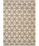 RugStudio presents Kathy Ireland Ki01 Hollywood Shimmer Metro Crossing Ki103 Bisque Machine Woven, Best Quality Area Rug