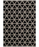 RugStudio presents Kathy Ireland Ki01 Hollywood Shimmer Metro Crossing Ki103 Onyx Machine Woven, Best Quality Area Rug