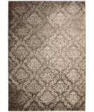 RugStudio presents Kathy Ireland Ki02 Santa Barbara Royal Shimmer Ki201 Beige/Brown Machine Woven, Best Quality Area Rug