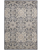 RugStudio presents Kathy Ireland Ki03 Bel Air Marseille Ki300 Charcoal Machine Woven, Best Quality Area Rug