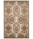 RugStudio presents Kathy Ireland Ki03 Bel Air Versailles Ki303 Ivory Machine Woven, Best Quality Area Rug