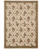 RugStudio presents Kathy Ireland Ki05 Villa Retreat Washington Estate Ki500 Cream Machine Woven, Best Quality Area Rug