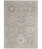 RugStudio presents Kathy Ireland Ki05 Villa Retreat Celestial Elegance Ki502 Slate Machine Woven, Best Quality Area Rug