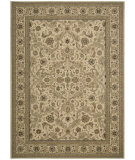 RugStudio presents Kathy Ireland Ki06 Lumiere Royal Countryside Ki600 Beige Machine Woven, Best Quality Area Rug